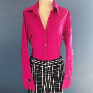 Stunning Pink Button Down- Brand New Condition!!
